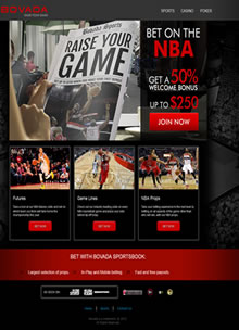 Bovada NBA Basketball