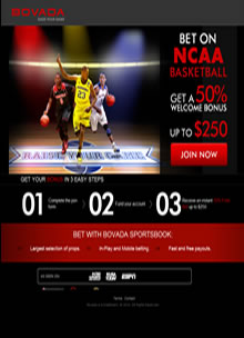 Bovada March Madness Basketball